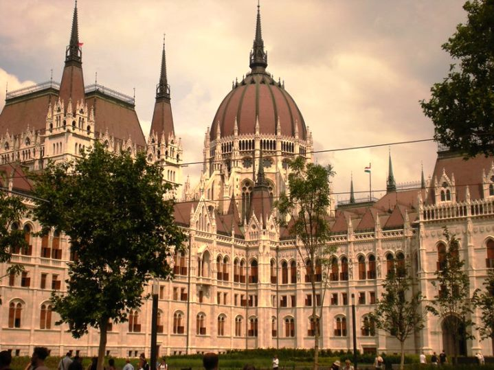 3 giorni a Budapest