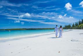 Viaggio di nozze in Nuova Caledonia, tra le spiagge più belle al mondo