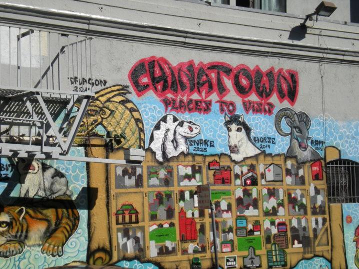 san francisco- quartieri-chinatown
