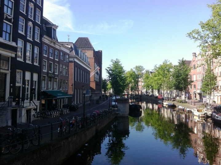 vacanza in barca houseboat Olanda