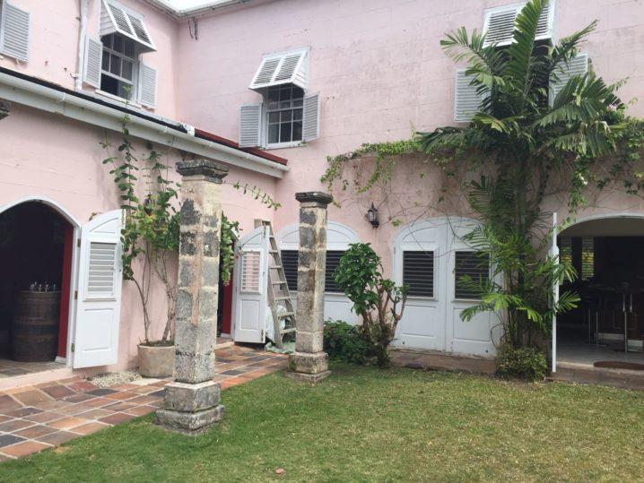 cosa vedere a Barbados Caraibi plantation house