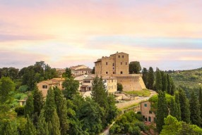 WEEK-END IN TOSCANA TRA GOLF E VERDI COLLINE