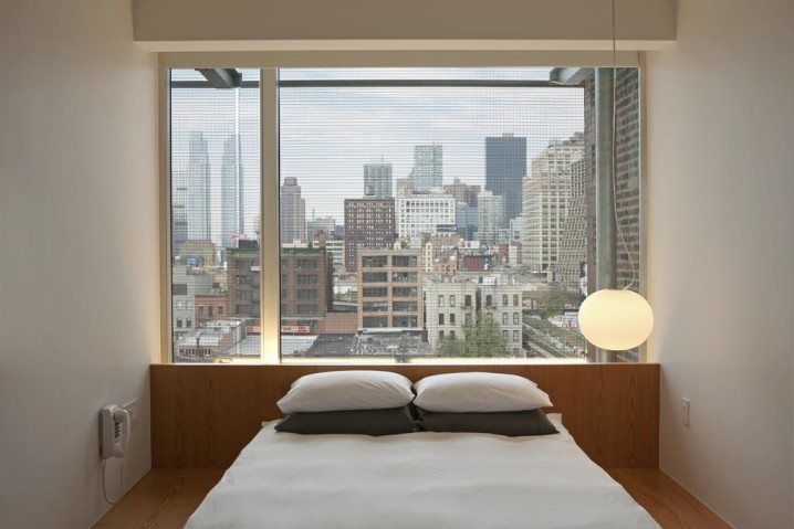 Dormire a new york hotel con vista sulla citt - Alberghi con camere a tema ...