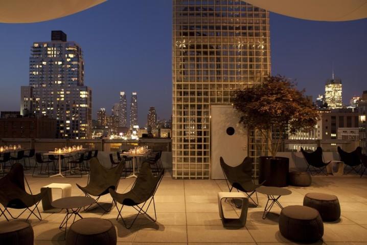 Dormire a New York, hotel con vista sulla città