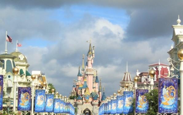 lavorare a Disneyland Paris
