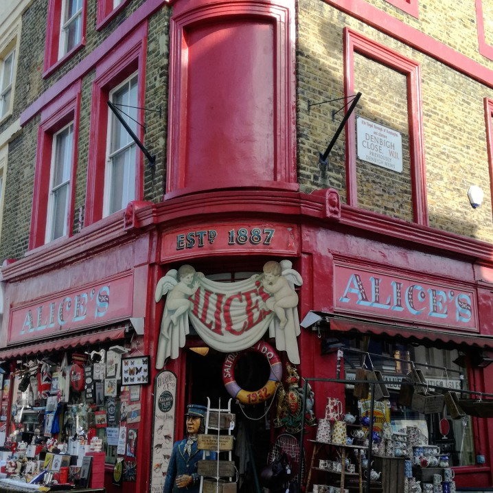 Notting HIll itinerario Londra