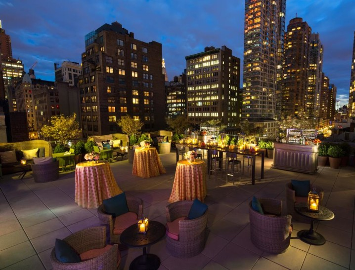 dormire a new york hotel con vista sulla citt