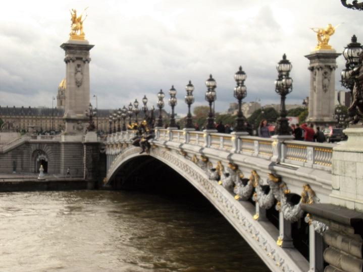 Parigi escursione battello Senna