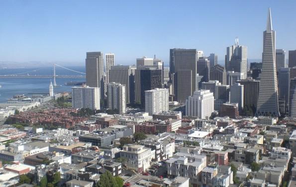San Francisco dall'alto