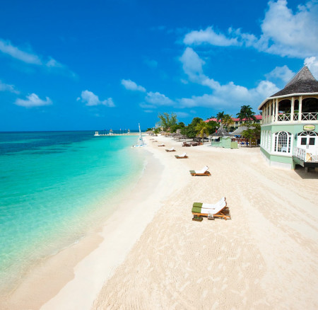 Viaggio di nozze ai Caraibi in un Sandals Resort