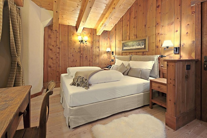 Weekend romantico in montagna in baita e chalet for Le piu belle baite in montagna