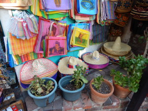 Visitare Los Angeles Downtown Olvera Street Downtown Los Angeles