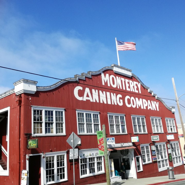 Visitare California_Monterey