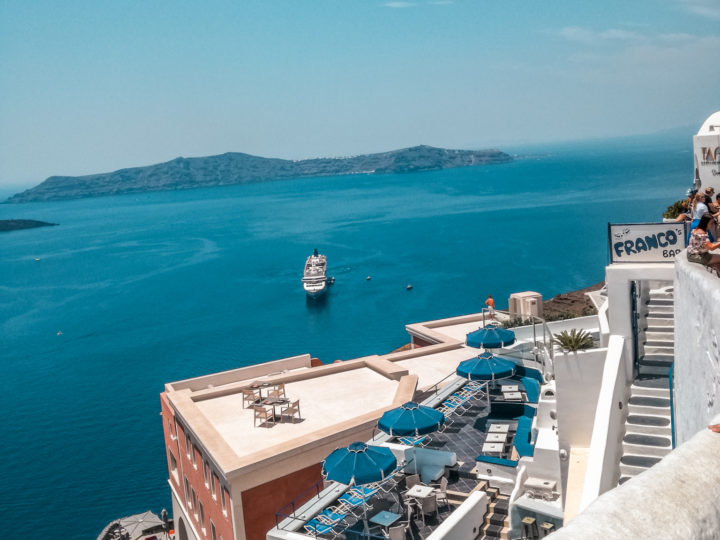 Dove dormire a Santorini: Oia, il cuore dell\'isola, Fira o ...
