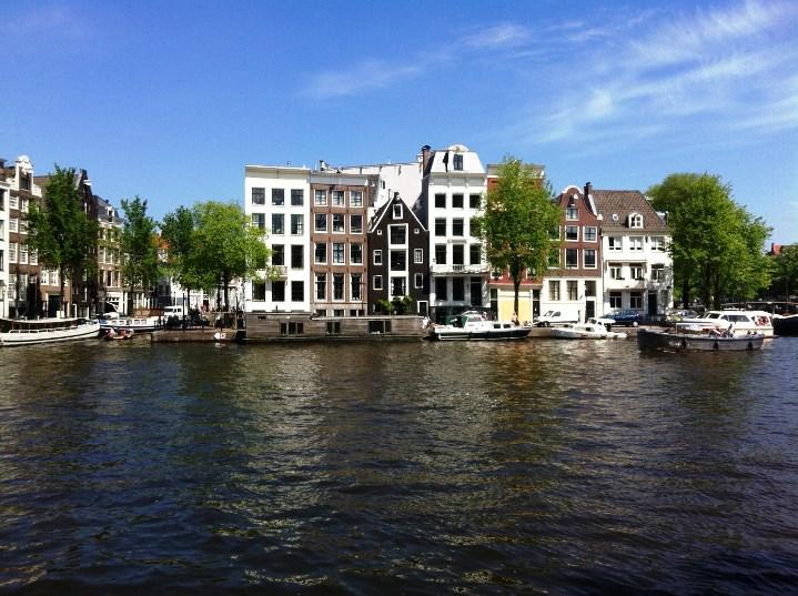 Amsterdam cintura dei canali