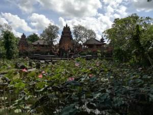 Visitiare Ubud Pura Taman Saraswati Ubud Itinerario Bali 12 giorni