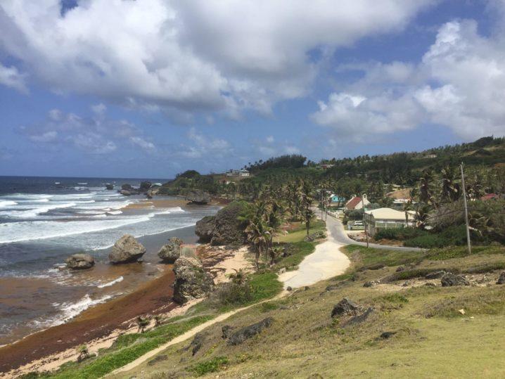 cosa vedere a Barbados Caraibi Batsheba