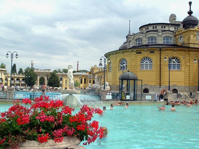 Budapest visitare le terme e Varosliget