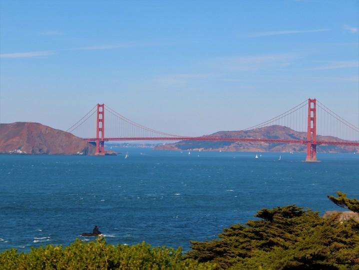 Visitare San Francisco Golden Gate Bridge
