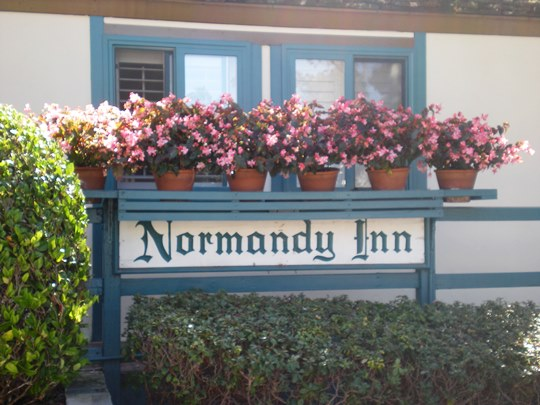 Normandy Inn Carmel California