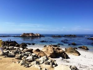 CAlifornia on the road da San FRancisco a Monterey