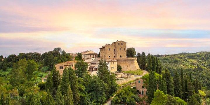 WEEK-END IN TOSCANA a San Gimignano