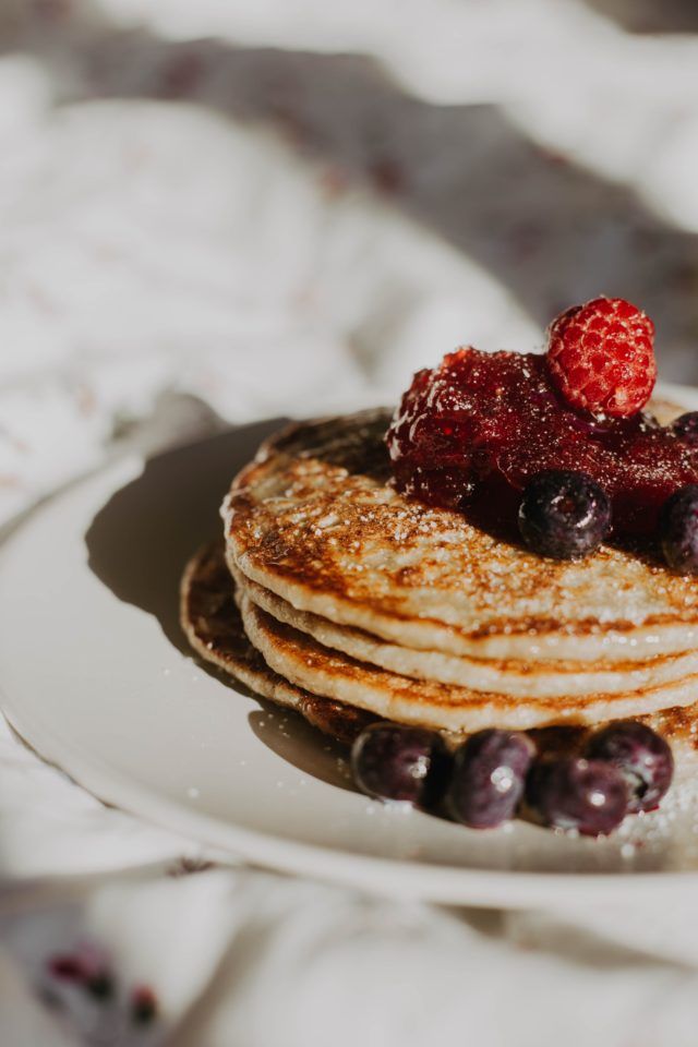 pancakes- vegani-ricetta