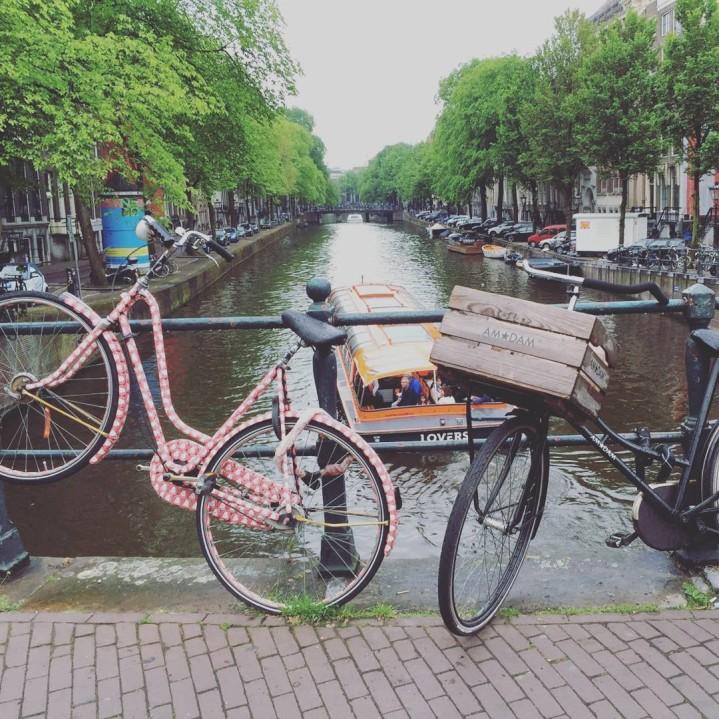 Amsterdam itinerario canali
