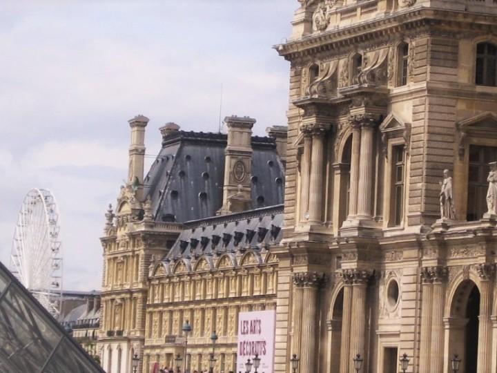 Prima volta a Parigi