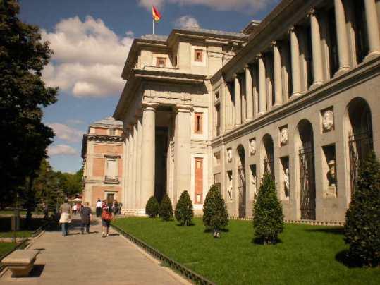 Madrid Museo Prado