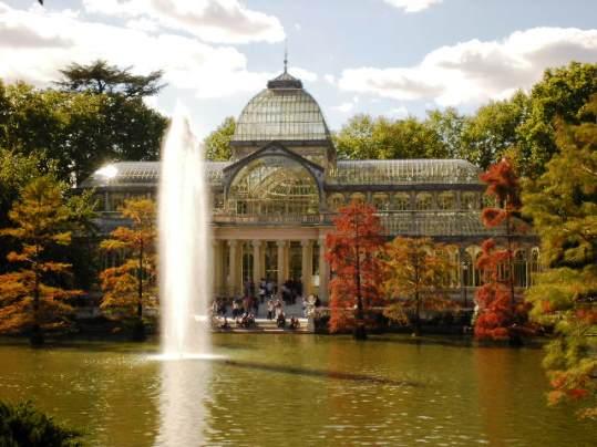 Madrid Parco del Buen Retiro