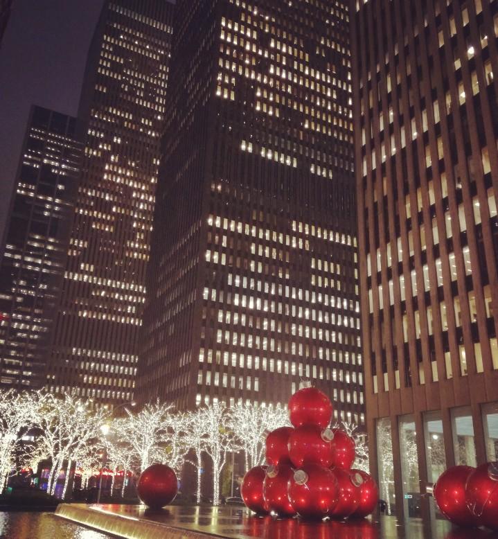 Natale a NewYork