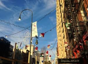 Mercatini Natale a NewYork
