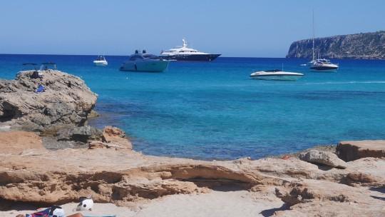 vacanza romantica a Ibiza