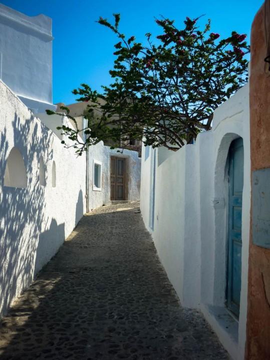 Santorini vacanza romantica
