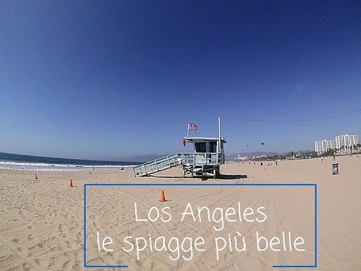 spiagge più belle Los Angeles California