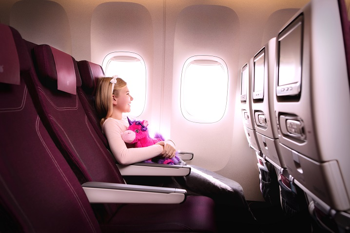 viaggiare-bambini-qatar-airways