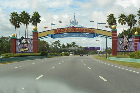 Florida-Walt Disney World