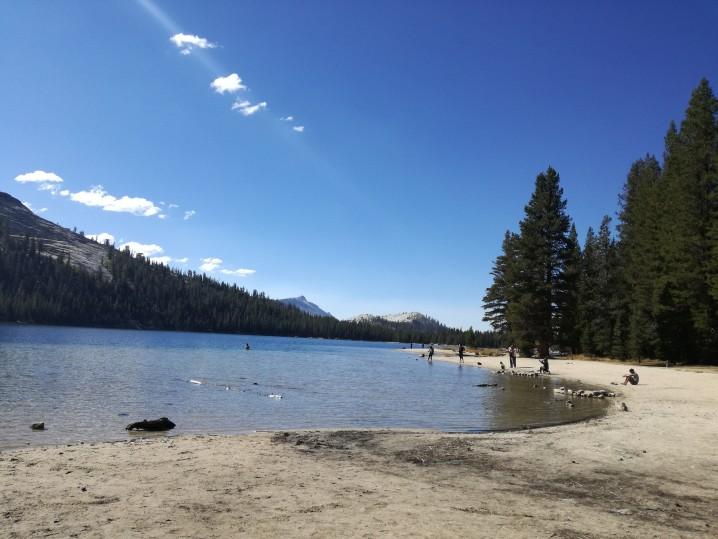 Visitare lo Yosemite National Park